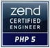 Shift One Labs has PHP 5 Zend Certified Engineers
